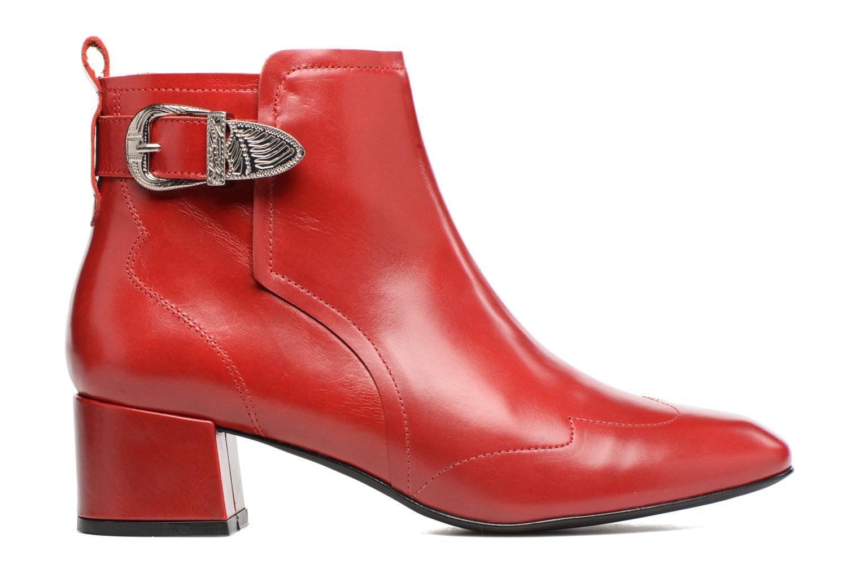 Grandes descuentos últimos zapatos Made by SARENZA Toundra Girl Bottines à Talons #9 (Rojo) - Botines  Descuento