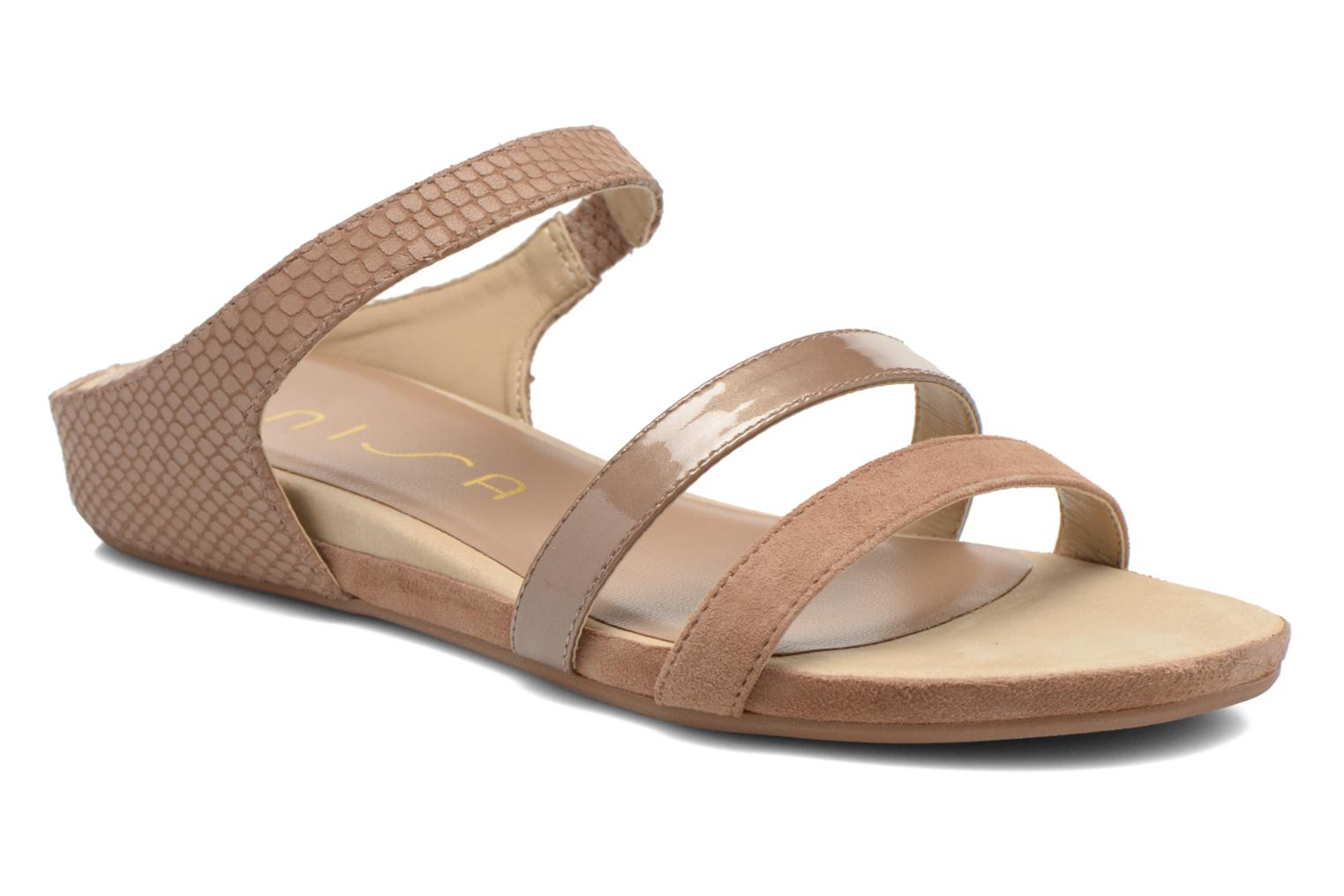 Mules & clogs Unisa Alicu Beige detailed view/ Pair view