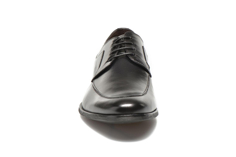 Chaussures à lacets Marvin&Co Narciso Noir vue portées chaussures