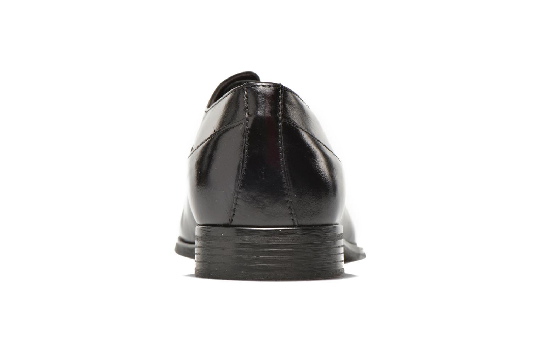 Chaussures à lacets Marvin&Co Narciso Noir vue droite