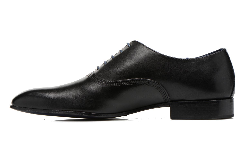 Zapatos con cordones Marvin&Co Nagoli Negro vista de frente