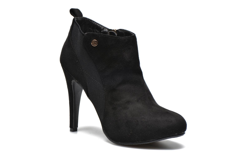 Bottines et boots Xti Nago Noir vue détail/paire