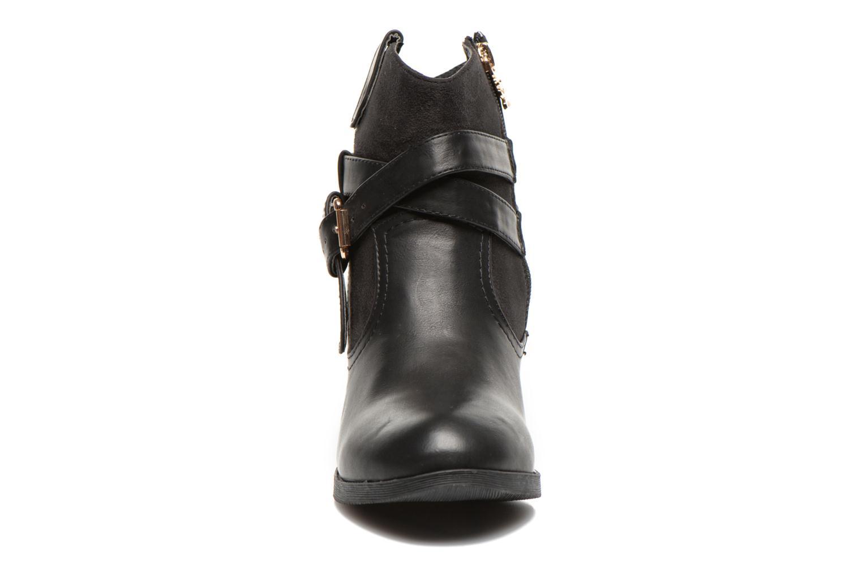 Ankelstøvler Xti Pattaya Sort se skoene på