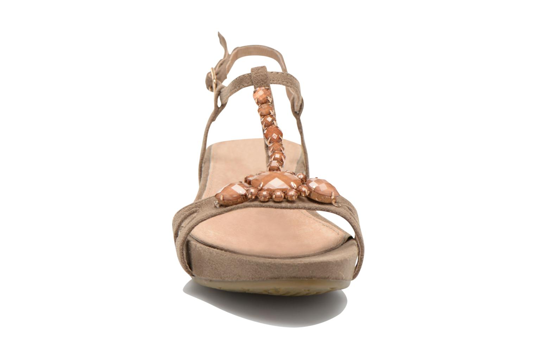 Sandals Xti Olbia Brown model view