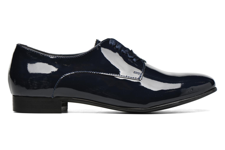 Zapatos con cordones Georgia Rose Alilikou Azul vistra trasera