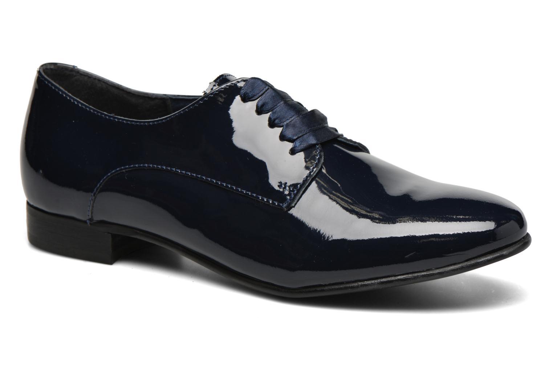 Zapatos con cordones Georgia Rose Alilikou Azul vista de detalle / par