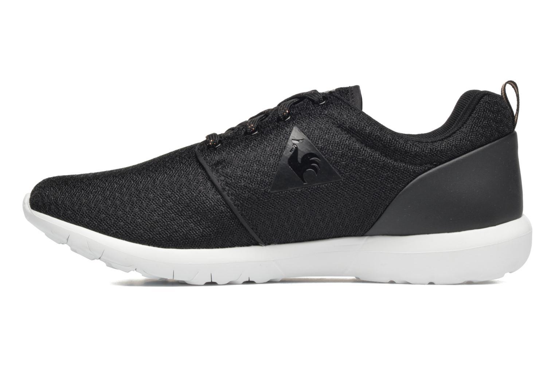 Sneaker Le Coq Sportif Dynacomf W Feminine Mesh schwarz ansicht von vorne