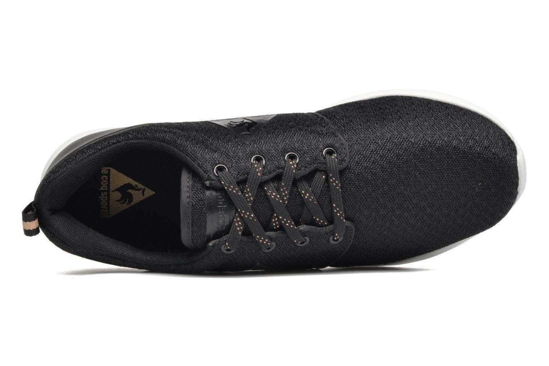 Sneaker Le Coq Sportif Dynacomf W Feminine Mesh schwarz ansicht von links