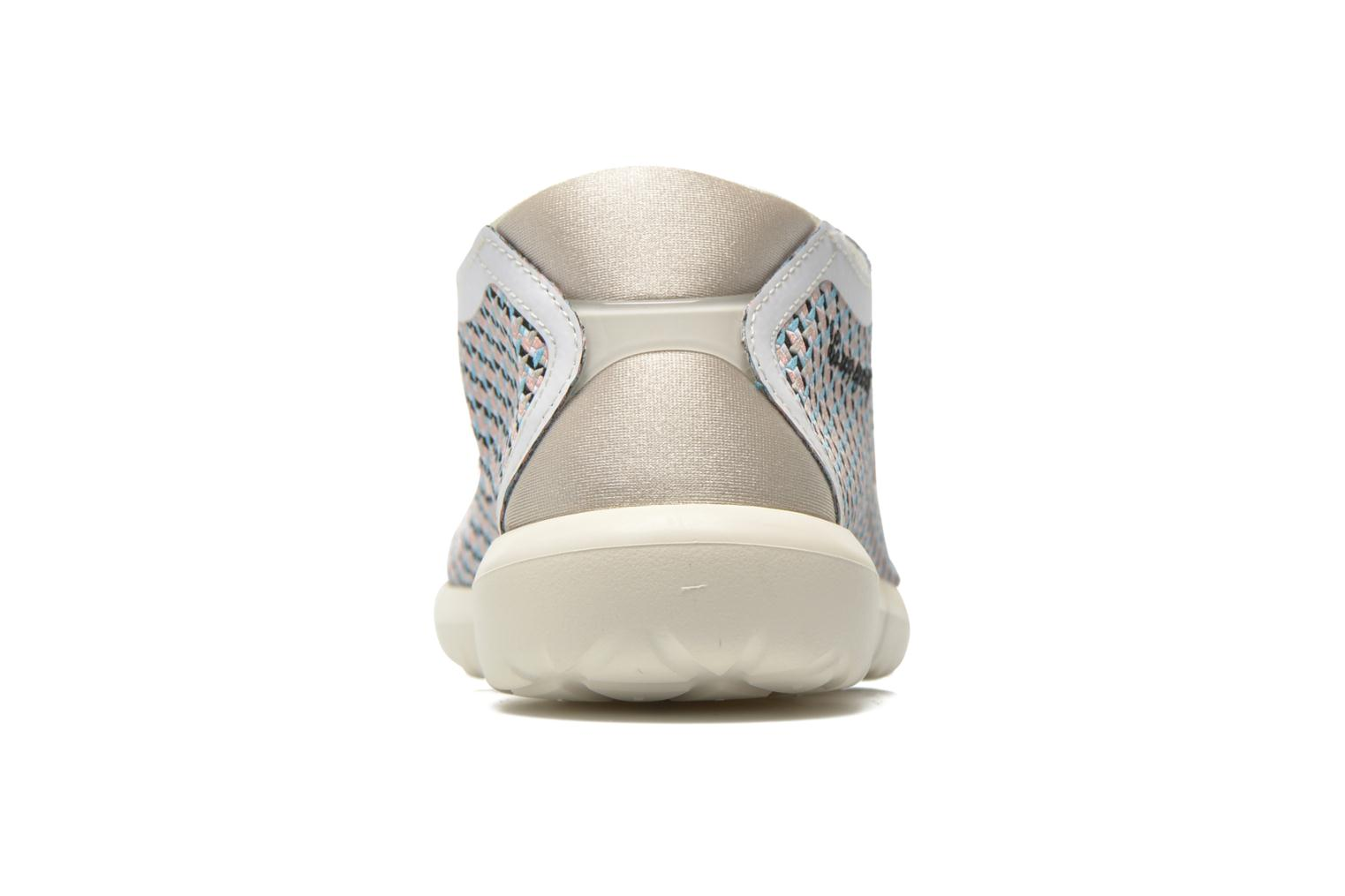 Trainers Le Coq Sportif Wendon Levity W Geo Jacquard Multicolor view from the right