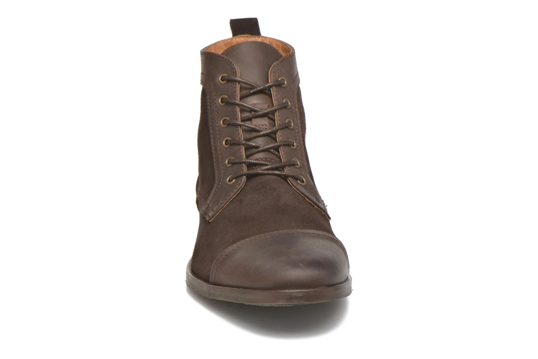 Stiefeletten & Boots Schmoove Dirty Dandy Denver Boots braun schuhe getragen