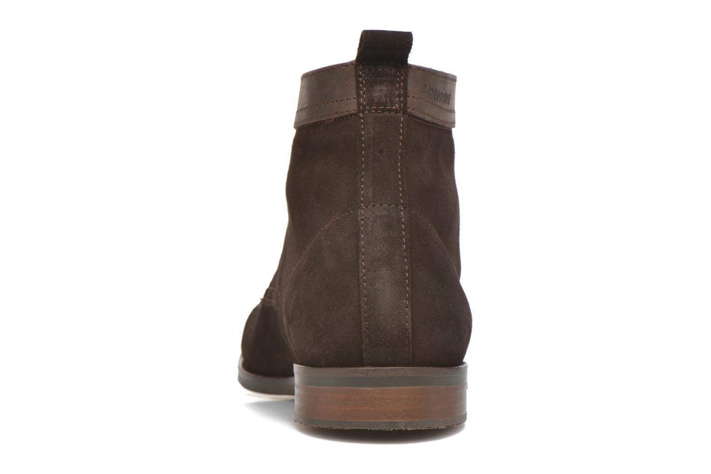 Stiefeletten & Boots Schmoove Dirty Dandy Denver Boots braun ansicht von rechts