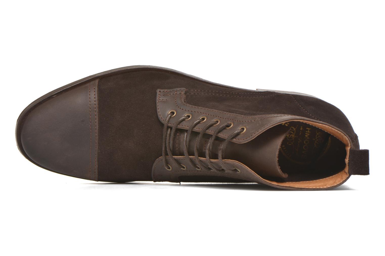 Stiefeletten & Boots Schmoove Dirty Dandy Denver Boots braun ansicht von links