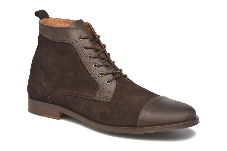 Dirty Dandy Denver Boots D. Brown / Brown
