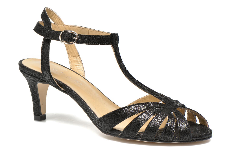 Sandales et nu-pieds Jonak Doliate Noir vue détail/paire