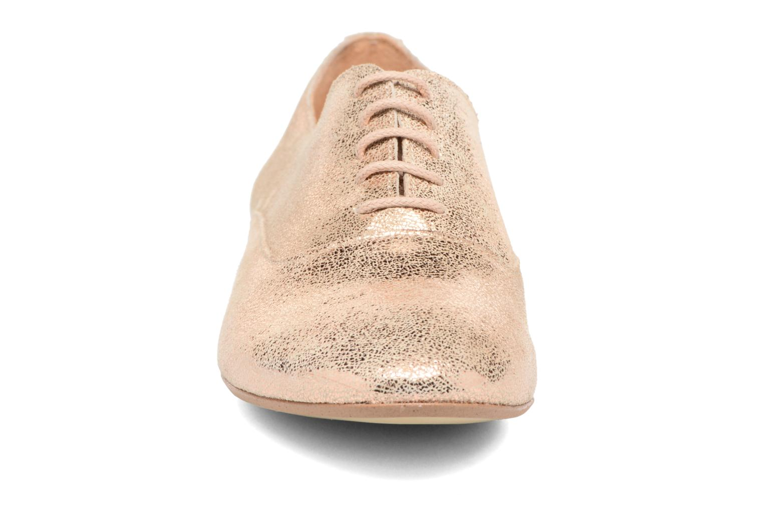 Lace-up shoes Jonak 2534 Bronze and Gold model view