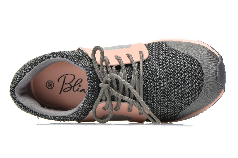 Sneaker Blink Push mehrfarbig ansicht von links