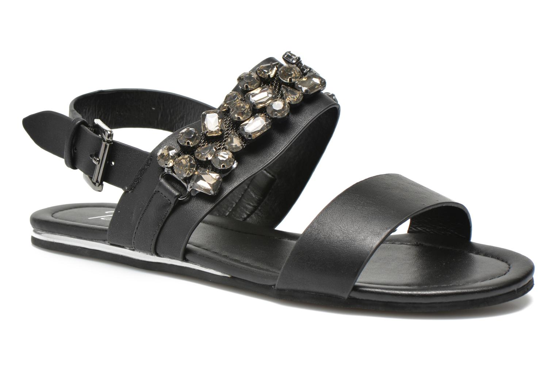 Sandales et nu-pieds Blink Mori Noir vue détail/paire