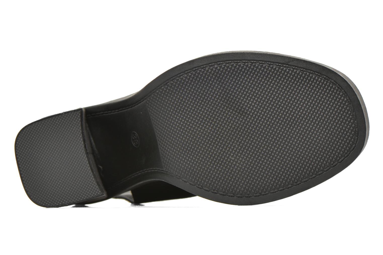 Sandalen Bronx Mila Zwart boven