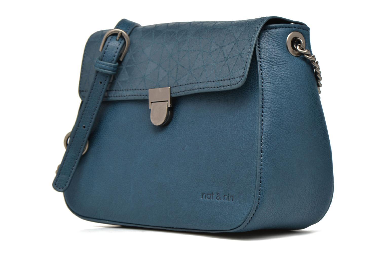 Handbags Nat & Nin Nova Blue model view