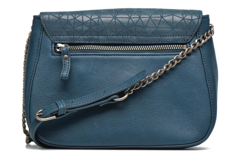 Handbags Nat & Nin Nova Blue front view