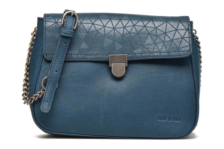 Handbags Nat & Nin Nova Blue detailed view/ Pair view