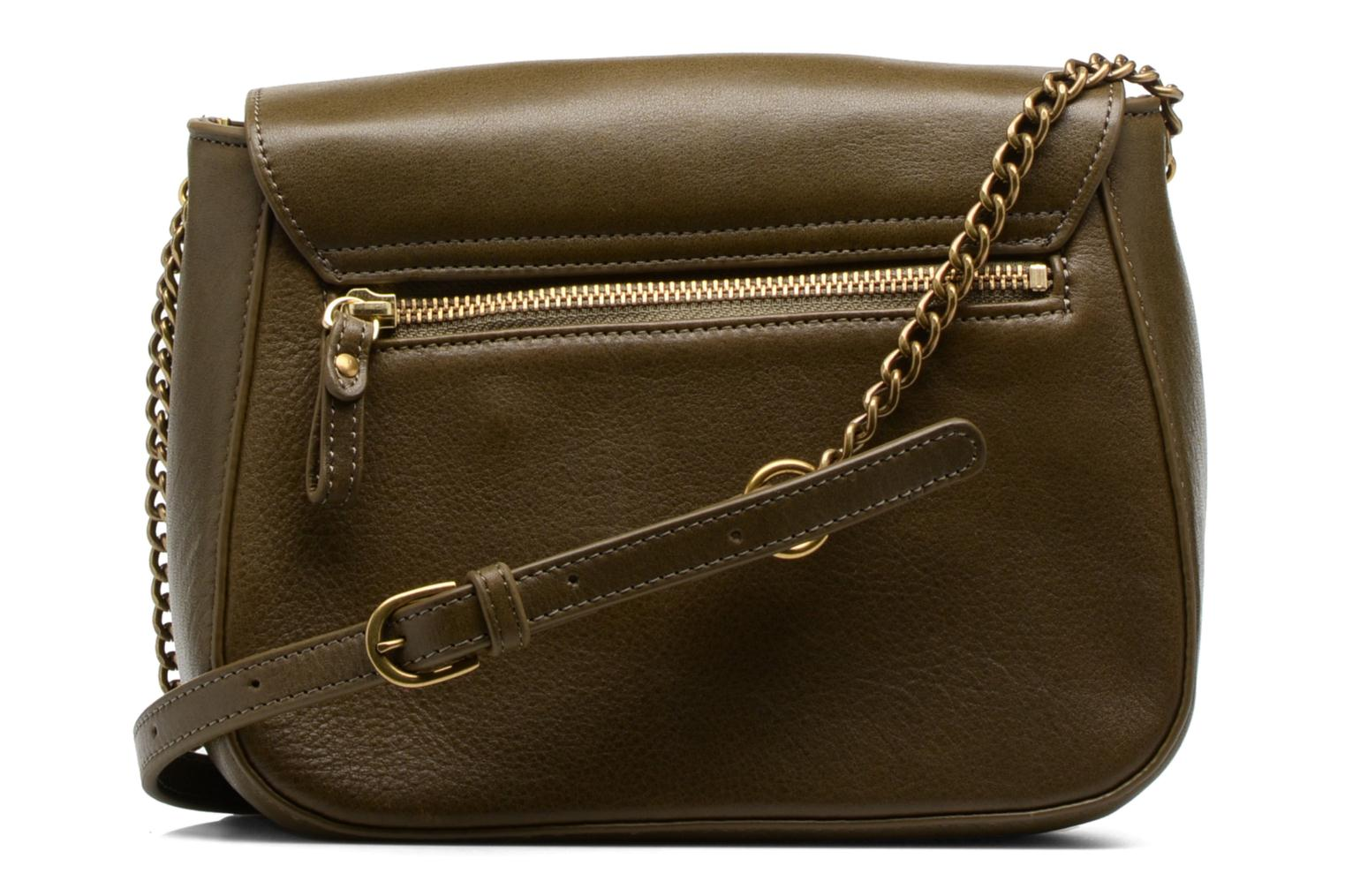 Handbags Nat & Nin Nova Green front view