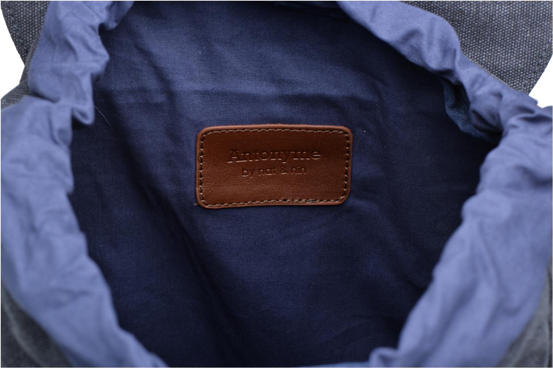 Rucksäcke Antonyme by Nat & Nin Aaron blau ansicht von hinten