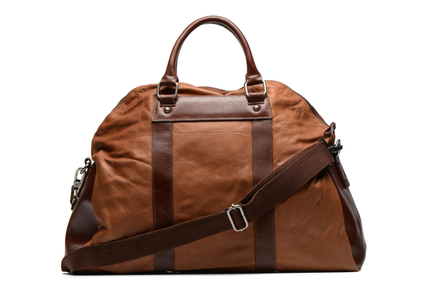 Bagages Antonyme by Nat & Nin Guido Marron vue face