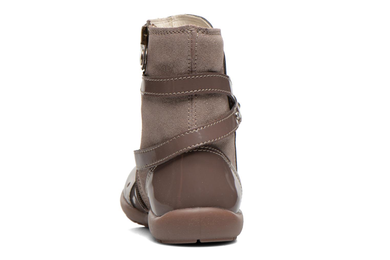 Bottines et boots Primigi Daffy Rose vue droite