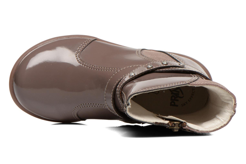 Bottines et boots Primigi Daffy Rose vue gauche