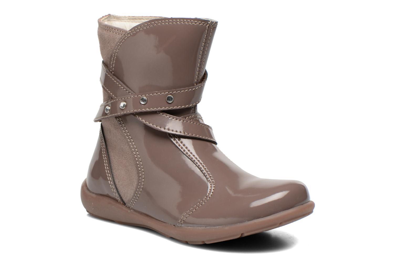Bottines et boots Primigi Daffy Rose vue détail/paire