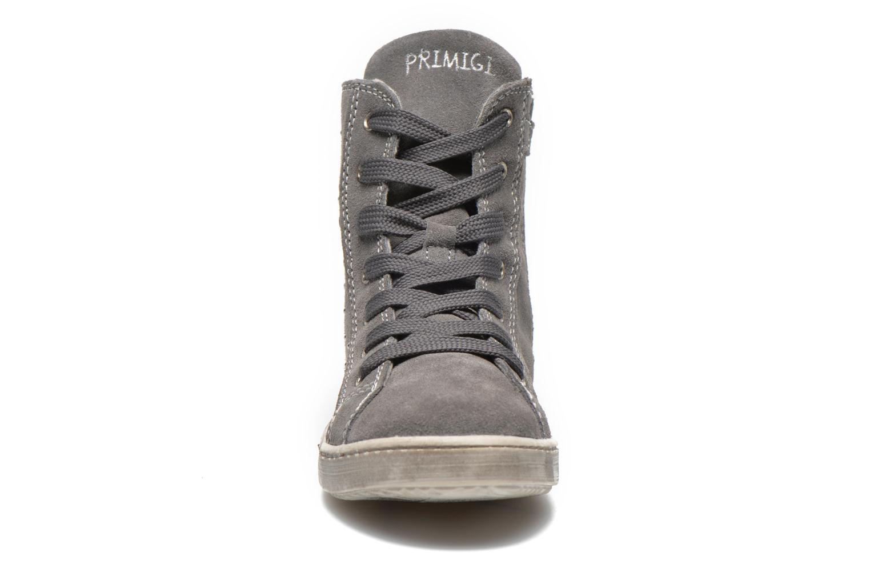 Lace-up shoes Primigi Mariana Grey model view