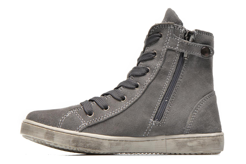 Lace-up shoes Primigi Mariana Grey front view