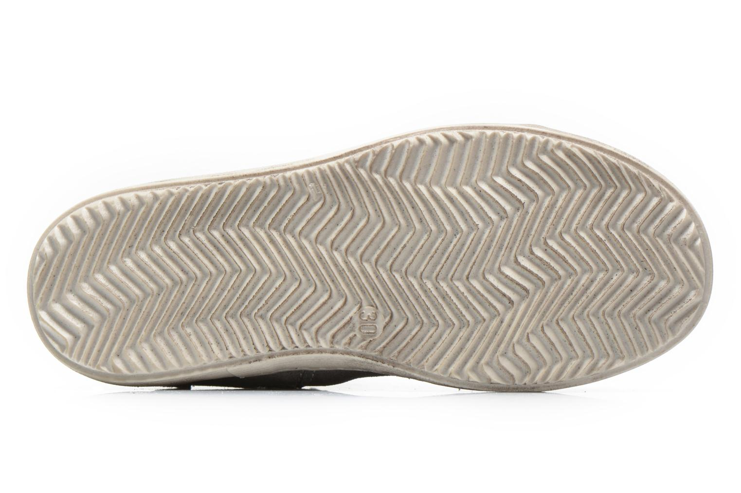 Lace-up shoes Primigi Mariana Grey view from above