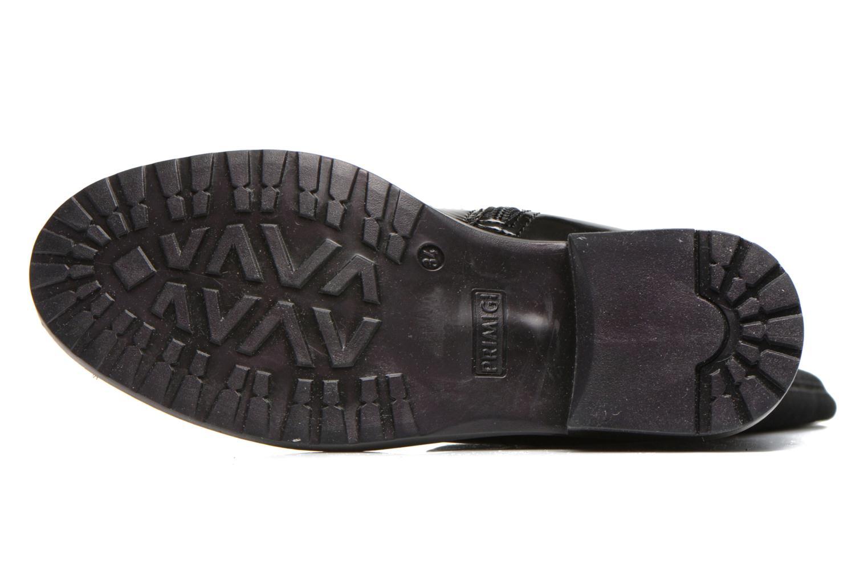 Stiefel Primigi Ameria schwarz ansicht von oben