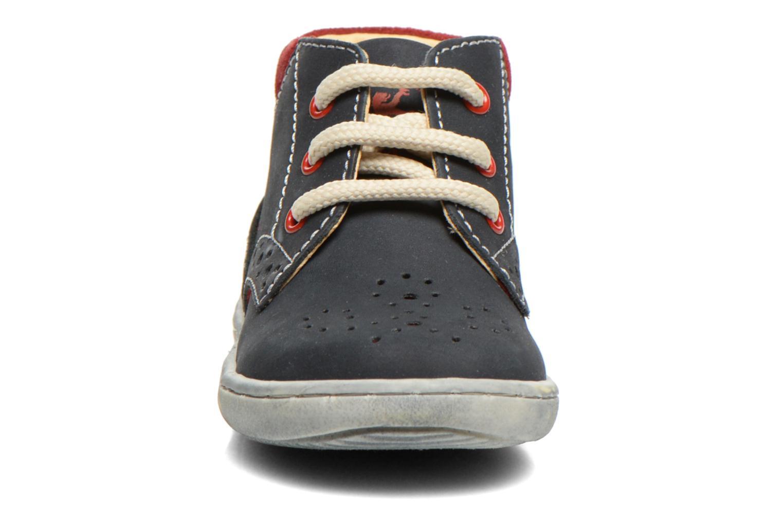 Snörade skor Primigi Rod-R Blå bild av skorna på