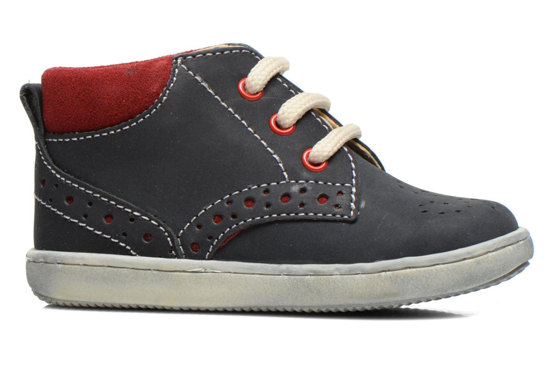Zapatos con cordones Primigi Rod-R Azul vistra trasera