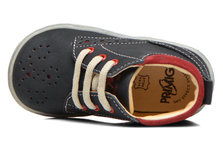Snörade skor Primigi Rod-R Blå bild från vänster sidan