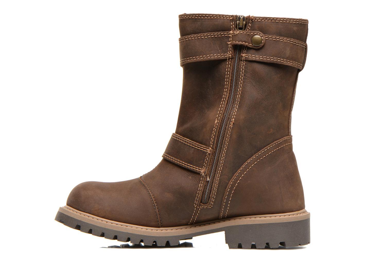 Støvler & gummistøvler Primigi Beeats Brun se forfra