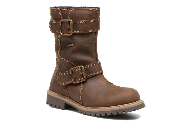 Støvler & gummistøvler Primigi Beeats Brun detaljeret billede af skoene