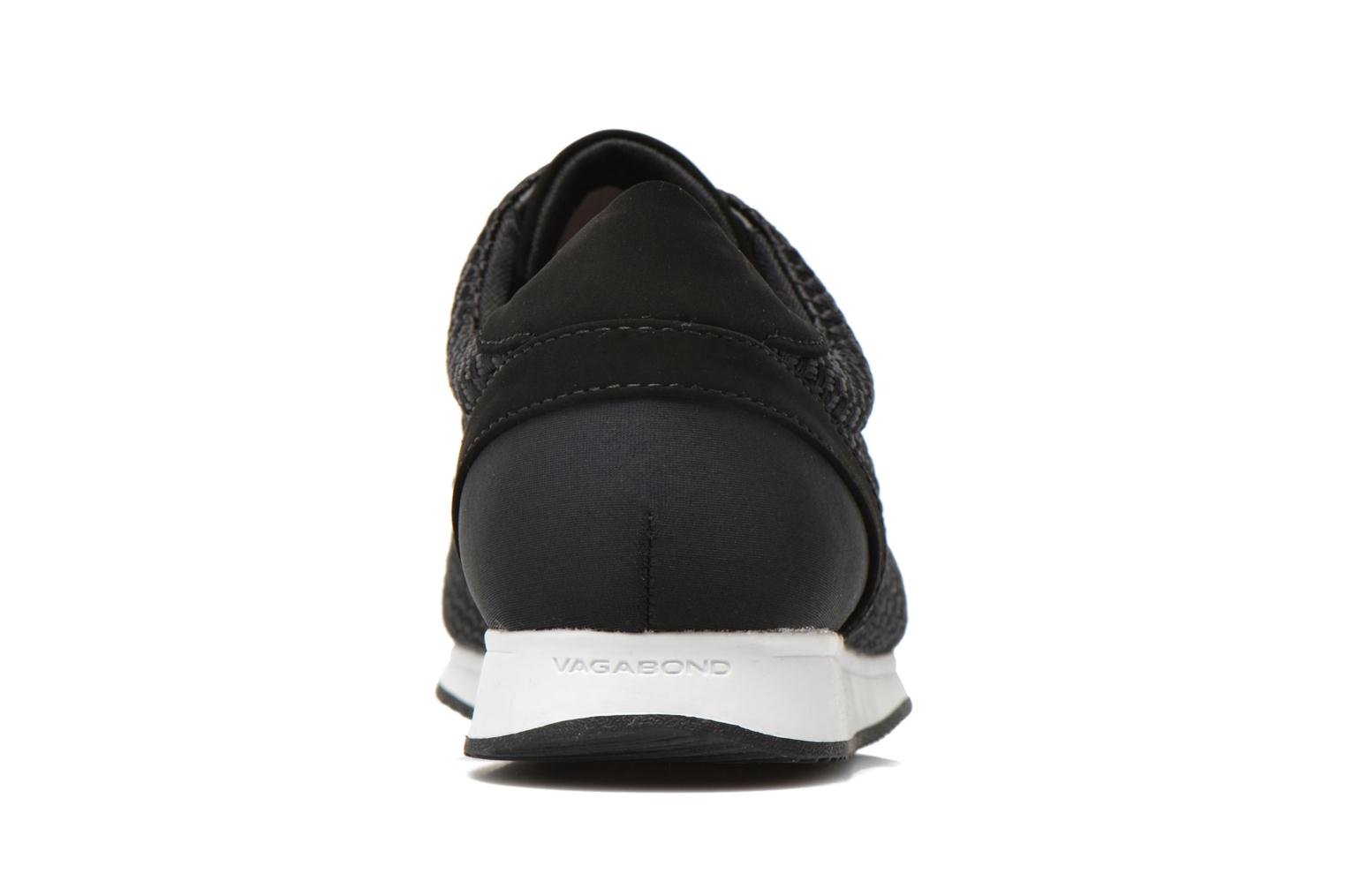 Trainers Vagabond Kasai 4125-180 Black view from the right