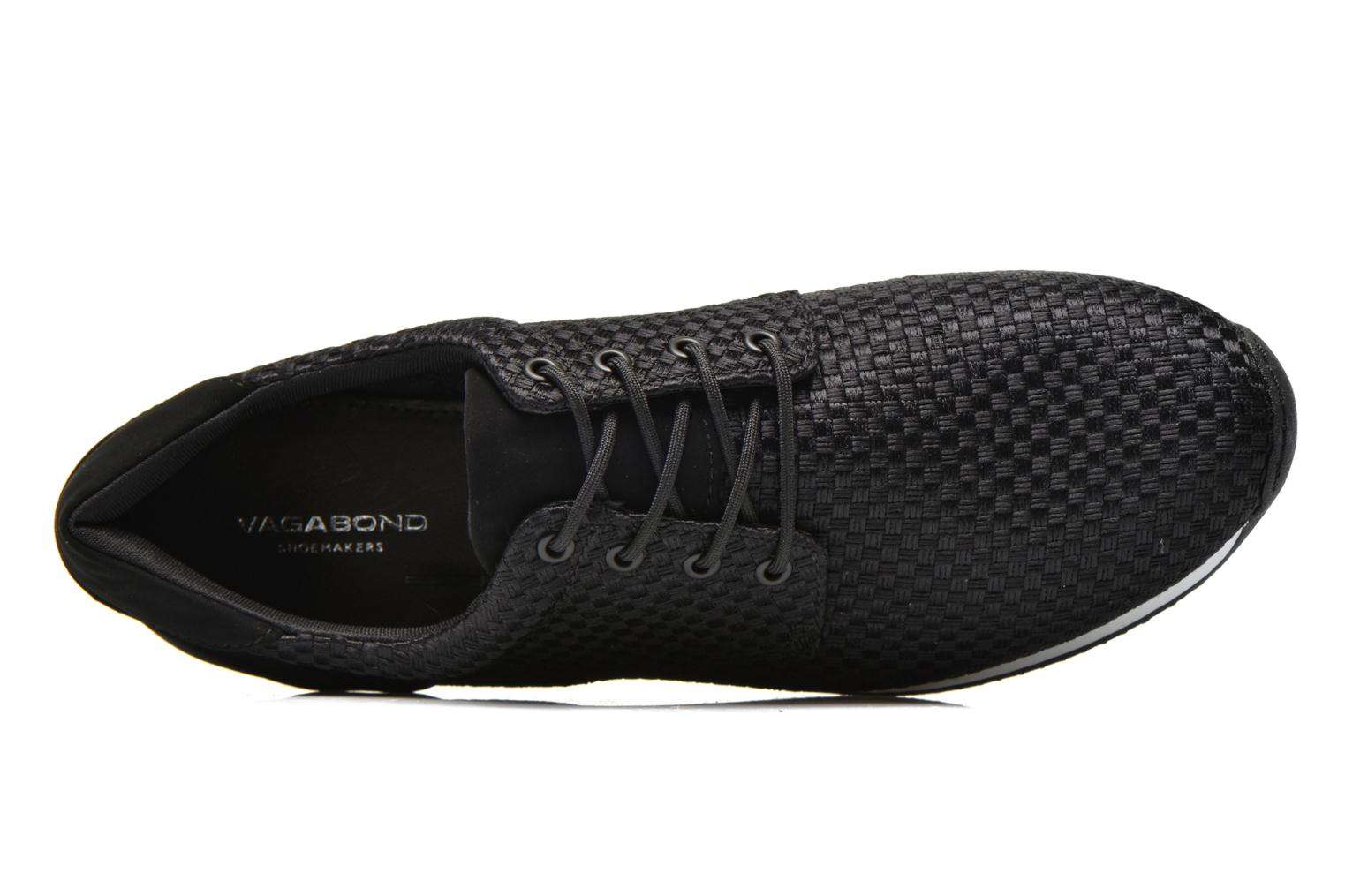 Trainers Vagabond Kasai 4125-180 Black view from the left