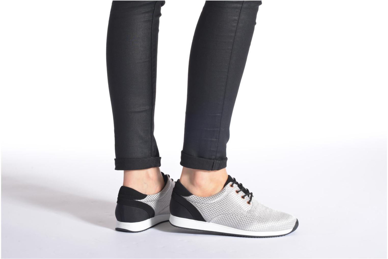 Sneaker Vagabond Shoemakers Kasai 4125-182 grau ansicht von unten / tasche getragen