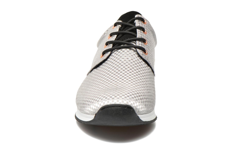 Sneaker Vagabond Shoemakers Kasai 4125-182 grau schuhe getragen