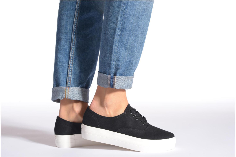 Sneaker Vagabond Keira 4144-180 beige ansicht von unten / tasche getragen