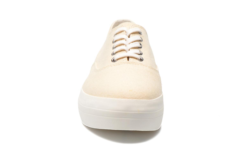 Baskets Vagabond Keira 4144-180 Beige vue portées chaussures