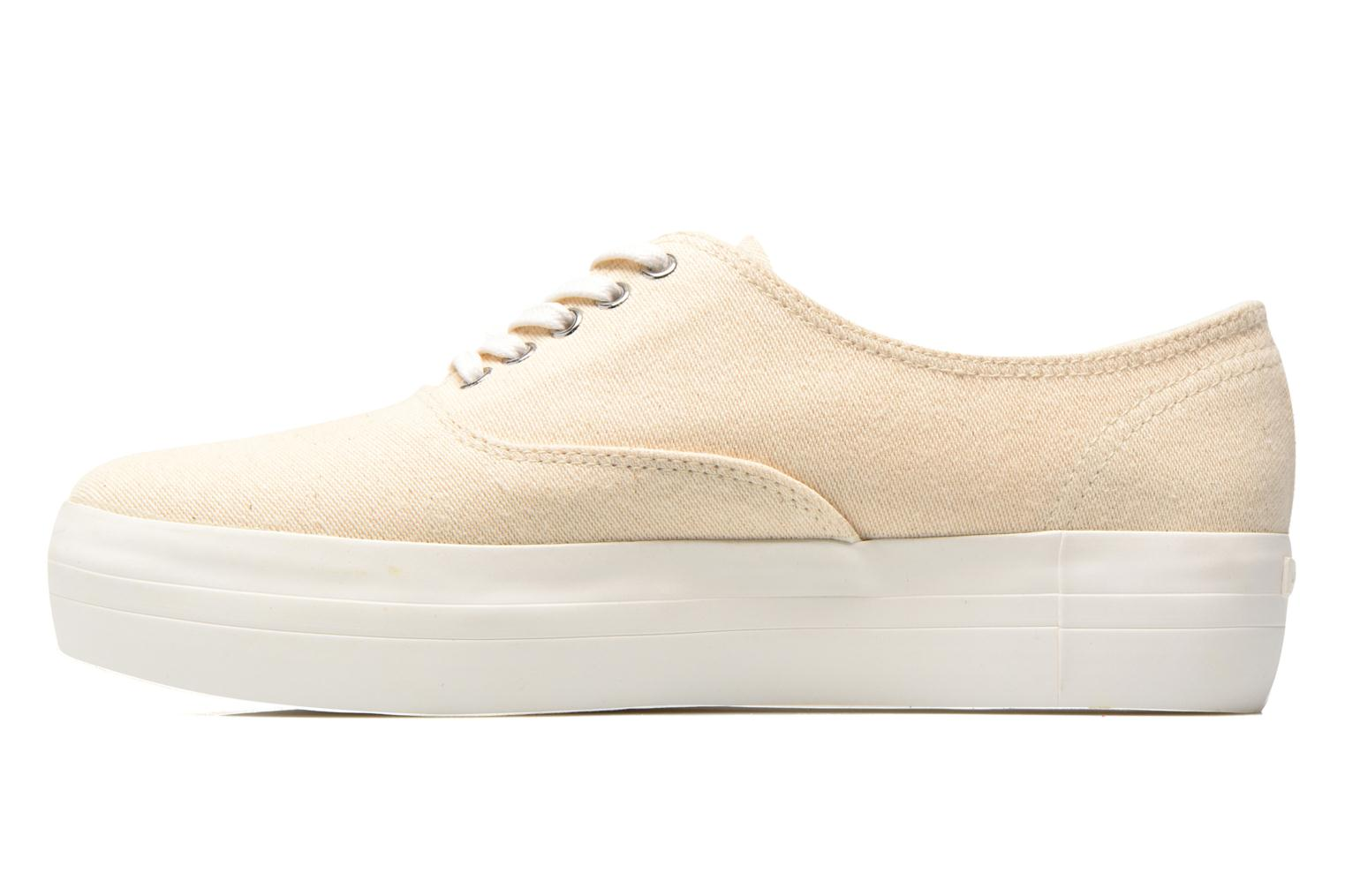Trainers Vagabond Keira 4144-180 Beige front view