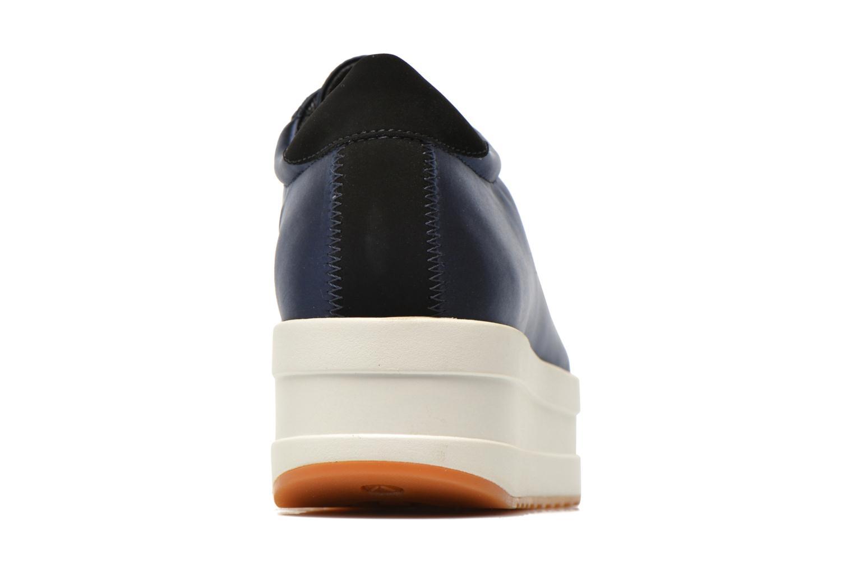 Sneaker Vagabond Casey 4322-085 blau ansicht von rechts