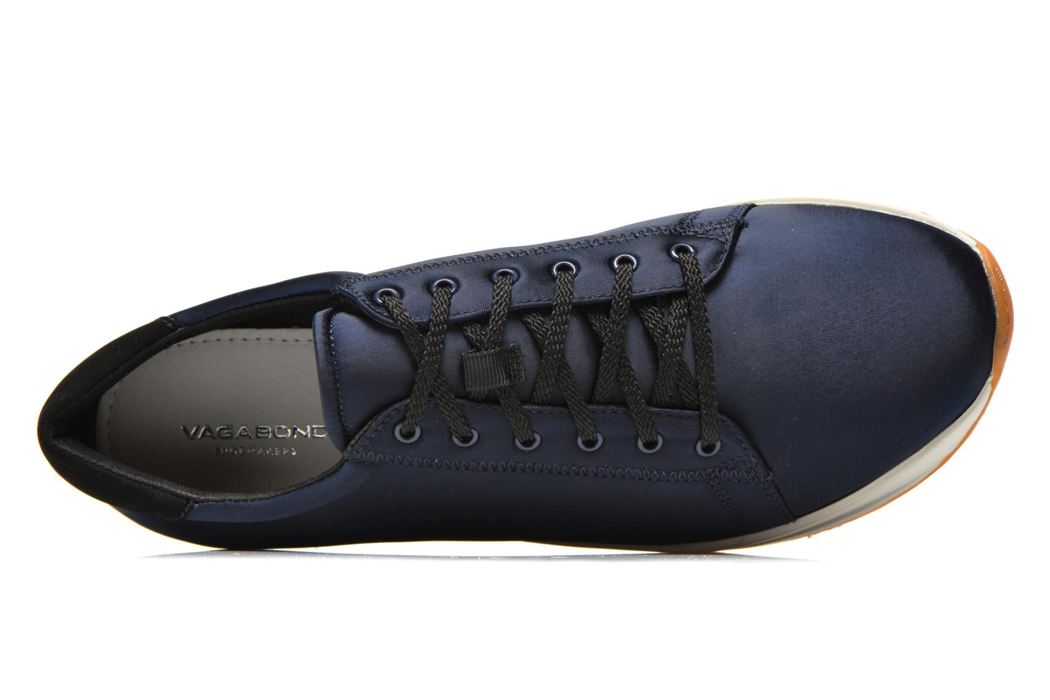 Casey 4122-077 Satin Dark Blue