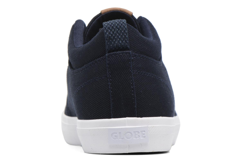 Sneakers Globe Gs Chukka Blauw rechts